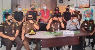 Kejari Poso Tangani Empat Limpahan Kasus Dugaan Korupsi Dana Alkes 2013