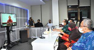 Ketua KPK H.Firli Bahuri ; Pesan Hindari Korupsi Belanja Online Pengadaan