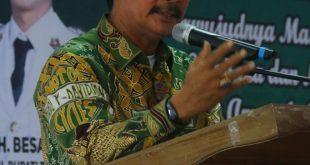 Amran H.Yahya, Pentingnya Pemberdayaan BUMDES Untuk Masyarakat Tolitoli