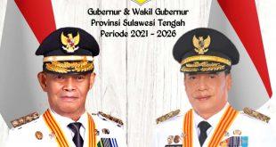 Enam Belas Juni 2021 Presiden RI Resmi Lantik Bung Cudy – Ma' Mun Gubernur dan Wagub Sulteng Terpilih