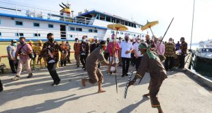 Wagub Sulteng, Banggai Kepulauan Memiliki Potensi Besar Di Hasil Perikanan