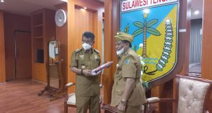 Gubernur Sulteng, Donggala Di Persiapkan Sebagai Penyangga Ibu Kota Negara Baru