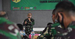 MABESAD TNI RI Gelar Bimbingan Tekhnis Terkait Pembangunan Zona Integritas