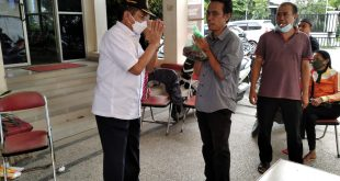 DPD Gerindra Sulteng Peduli ; Qurban Lima Puluh Ekor Sapi