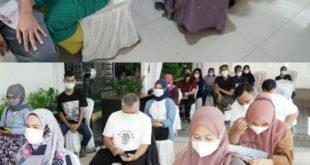 Balai Wilayah Sungai Sulawesi III Gelar Vaksinasi Gratis
