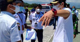Wakil Bupati Tolitoli, Bandara Sultan Bantilan Akan Di Kembangkan