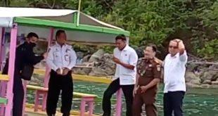 Jaksa Agung Muda Intelijen Kejagung RI Masuk Donggala, Sebelum di Periksa Kasman Lassa Terbaring Sakit di RSU Budi Agung