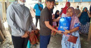 Selepas Pelantikan Pengurus, DPD Demokrat Sulteng Berbagi Bantuan Sembako