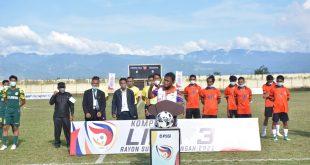 Gubernur Sulteng Resmi Membuka Liga 3 Rayon Sulteng