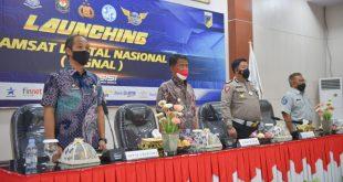 Gubernur Sulteng Membuka Kegiatan Rakor Samsat