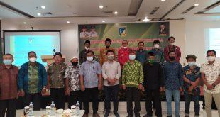 Biro Kesra Sekretariat Kantor Gubernur Sulteng Gelar Workshop Terkait Dana Hibah