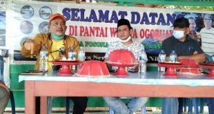 DPW APRI Sulteng Gencar Turun Ke Kab.Parimo Sosialisasi Pertambangan Rakyat Ramah Lingkungan