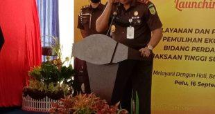 Launching PEN, Kajati Sulteng Tekankan Jajaranya Lebih Dekat Dengan Rakyat