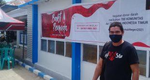Sambut Sumpah Pemuda, Komunitas Motor Tolitoli Gelar Donor Darah